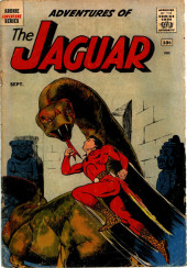 Adventures of the Jaguar (Archie comics - 1961) -1- Issue # 1