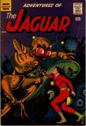 Adventures of the Jaguar (Archie comics - 1961) -2- Issue # 2