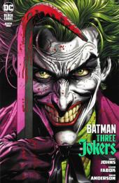Batman: Three Jokers -1- Book One
