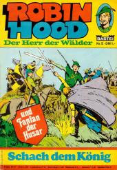 Robin Hood - Der Herr der Wälder -5- Schach dem König