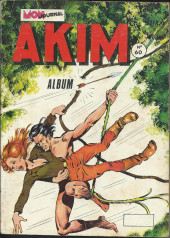 Akim (1re série) -Rec60- Album N°60 (du n°361 au n°364)