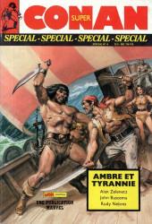 Conan (Super Spécial) (Mon journal) -4- Ambre et tyrannie