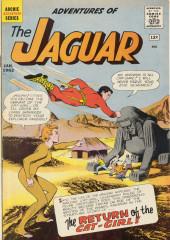 Adventures of the Jaguar (Archie comics - 1961)