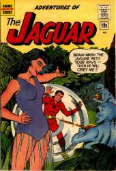 Adventures of the Jaguar (Archie comics - 1961) -5- Issue # 5
