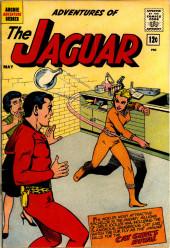 Adventures of the Jaguar (Archie comics - 1961) -6- Cat Girl's Rival
