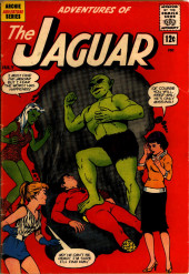 Adventures of the Jaguar (Archie comics - 1961) -7- Issue # 7