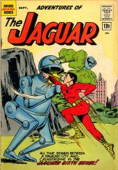 Adventures of the Jaguar (Archie comics - 1961) -8- The Jaguar's Sixth Sense!