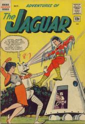 Adventures of the Jaguar (Archie comics - 1961) -9- Issue # 9