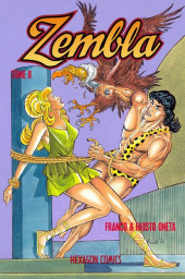 Zembla (Hexagon Comics) -8- Tome 8