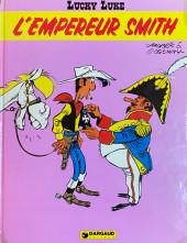 Lucky Luke -45a1982- L'Empereur Smith