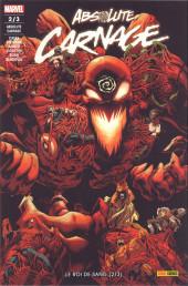 Absolute Carnage -2- Le roi de sang (2/3)