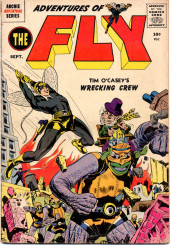 Adventures of the Fly (Archie comics - 1960) -2- Tim O'Casey's Wrecking Crew