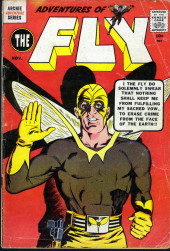 Adventures of the Fly (Archie comics - 1960) -3- Issue # 3