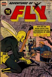 Adventures of the Fly (Archie comics - 1960) -4- Issue # 4