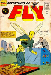 Adventures of the Fly (Archie comics - 1960) -5- Issue # 5