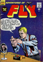 Adventures of the Fly (Archie comics - 1960) -7- Issue # 7
