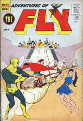 Adventures of the Fly (Archie comics - 1960) -8- Issue # 8