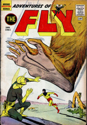 Adventures of the Fly (Archie comics - 1960) -10- Issue # 10
