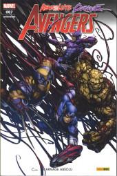 Avengers (Marvel France - 2020) -7- Carnage absolu