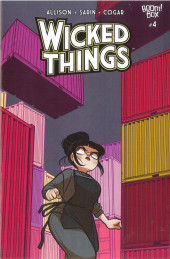 Wicked Things -4- Issue #4
