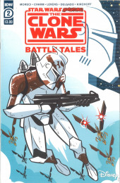 Star Wars Adventures - The Clone Wars - Battle Tales -2- Chapter Two