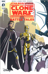 Star Wars Adventures - The Clone Wars - Battle Tales -3- Chapter Three