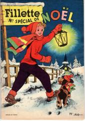 Fillette (Après-guerre) -HS55/12- N° Spécial de Noël