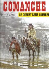 Comanche -5b1989- Le Désert sans lumière