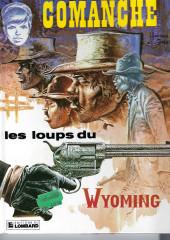 Comanche -3d1989- Les loups du Wyoming