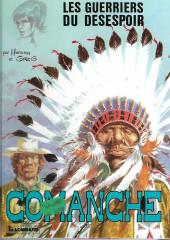 Comanche -2c1991- Les guerriers du desespoir