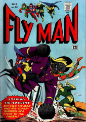 Fly Man (Archie comics - 1965) -32- Eterno the Tyrant