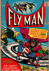 Fly Man (Archie comics - 1965) -33- Issue # 33