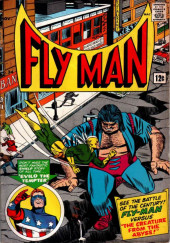 Fly Man (Archie comics - 1965) -34- The Creature From the Abyss!