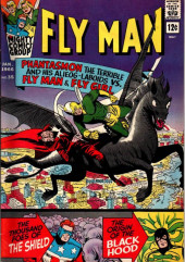 Fly Man (Archie comics - 1965) -35- Issue # 35