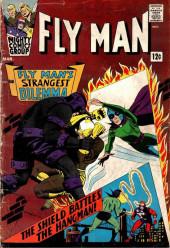 Fly Man (Archie comics - 1965) -36- Fly-Man's Strangest Dilemma
