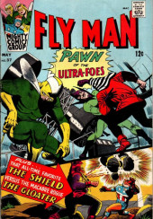 Fly Man (Archie comics - 1965) -37- Pawn of the Ultra-Foes
