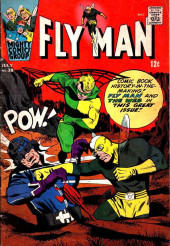 Fly Man (Archie comics - 1965) -38- Issue # 38