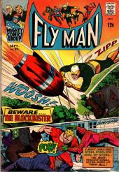 Fly Man (Archie comics - 1965) -39- Beware....The Blockbuster