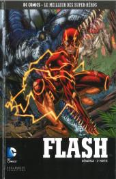 DC Comics - Le Meilleur des Super-Héros -127- Flash - Dérapage - 2e partie