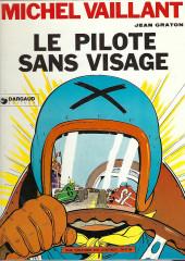 Michel Vaillant -2g1976'- Le pilote sans visage