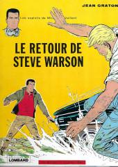 Michel Vaillant -9c1981- Le retour de Steve Warson