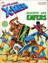 X-Men (Les étranges) -1- Descente aux enfers