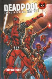 Deadpool - La collection qui tue (Hachette) -3546- Révolution !