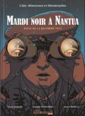 Mardi noir à Nantua - Rafle du 14 décembre 1943