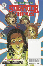 Free Comic Book Day 2020 - Stranger Things