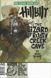 Hillbilly (2016) -FCBD- Hillbilly : The Lizard of Rusty Creek Cave - Free Comic Book Day 2020