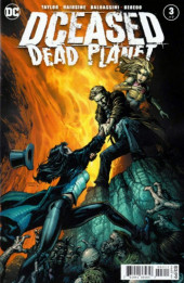 Dceased: Dead Planet (DC Comics - 2020) -3A- Issue # 3