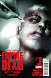 George Romero's Empire of the Dead: Act Three (Marvel Comics - 2015) -1- Issue # 1