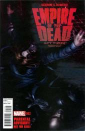 George Romero's Empire of the Dead: Act Three (Marvel Comics - 2015) -2- Issue # 2