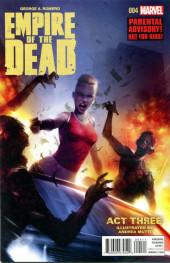 George Romero's Empire of the Dead: Act Three (Marvel Comics - 2015) -4- Issue # 4